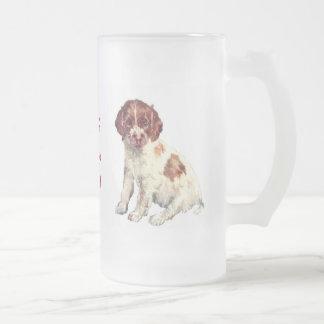 Welsh Springer Spaniel Beer Mug