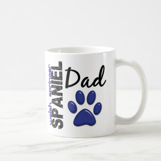 Welsh Springer Spaniel Dad 2 Classic White Coffee Mug