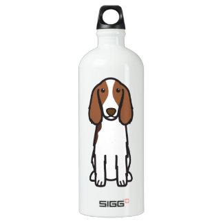 Welsh Springer Spaniel Dog Cartoon SIGG Traveler 1.0L Water Bottle
