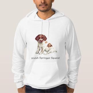 Welsh Springer Spaniel Hoodie