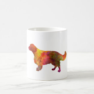 Welsh Springer Spaniel in watercolor Coffee Mug