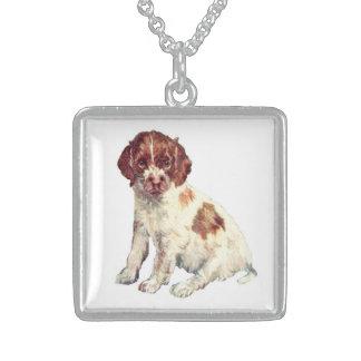 Welsh Springer Spaniel Neckwear Sterling Silver Necklace