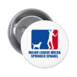 Welsh Springer Spaniel Pinback Buttons