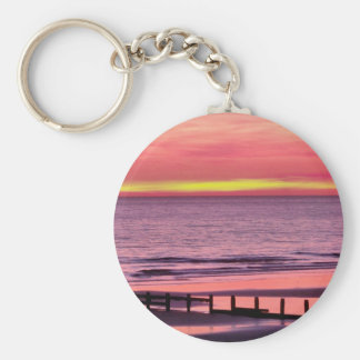 WELSH SUNSET KEYCHAIN
