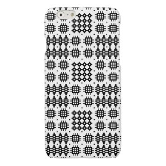 Welsh Tapestry Black, White iPhone 6 Savvy Case Glossy iPhone 6 Case