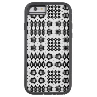Welsh Tapestry Black, White iPhone 6 Xtreme Case Tough Xtreme iPhone 6 Case