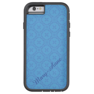 Welsh Tapestry Pattern, Blue iPhone 6 Xtreme Case