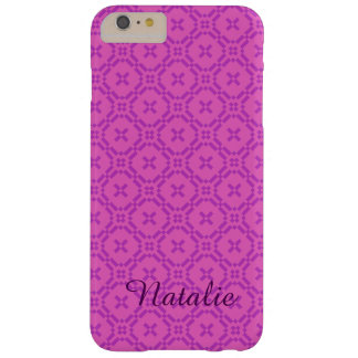 Welsh Tapestry Pattern, Pink iPhone 6 Plus Case