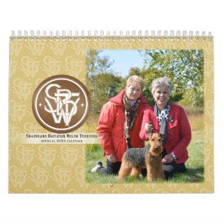 Welsh Terrier 2015 Calendar by SBWT