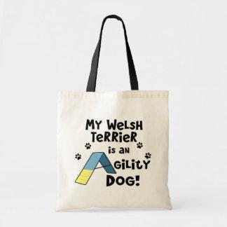 Welsh Terrier Agility Dog Bag