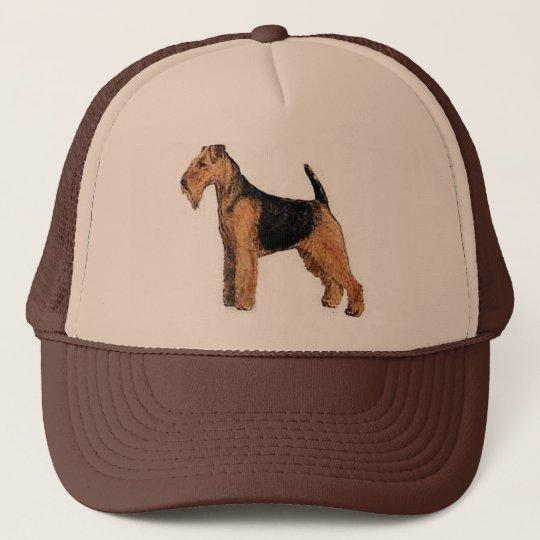 Welsh Terrier  Cap
