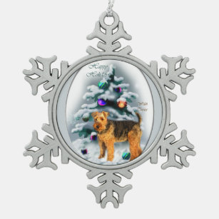 Welsh Terrier Christmas Gifts On Zazzle