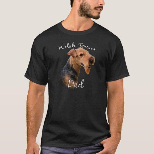 Welsh Terrier Dad 2 T-Shirt