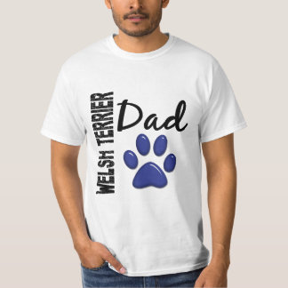 Welsh Terrier Dad 2 T-Shirt