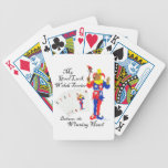 Welsh Terrier Good Luck Bicycle Card Deck