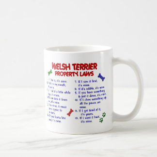 WELSH TERRIER PL2 COFFEE MUG