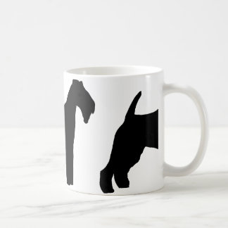 Welsh Terrier silo Coffee Mug