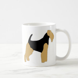 Welsh Terrier silo color.png Coffee Mug
