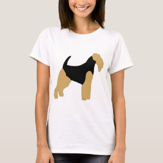 Welsh Terrier silo color.png T-Shirt