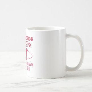 Welshie dog breed designs coffee mug