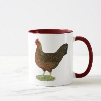 Welsummer Hen Mug