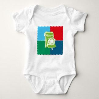 Welta Weltur camera Baby Bodysuit