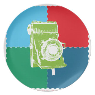 Welta Weltur camera Plate