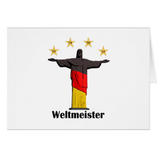 weltmeister2014.png greeting card