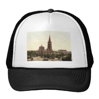 Weltzin Place and St. Paul's Church, Bromberg, Sil Trucker Hat