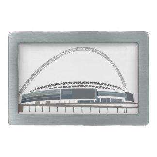 Wembley Hebilla De Cinturon Rectangular