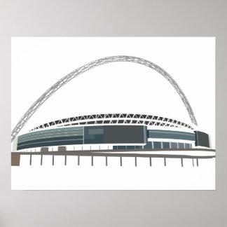 Wembley Póster