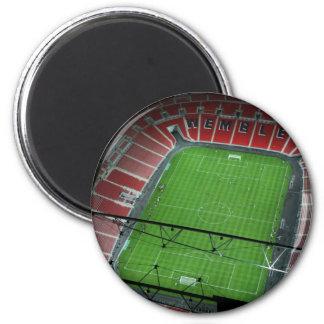 Wembley Stadium Imán Redondo 5 Cm