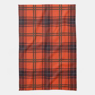 Wemyss clan Plaid Scottish tartan Towels