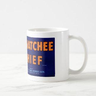 Wenatchee Chief Coffee Mugs
