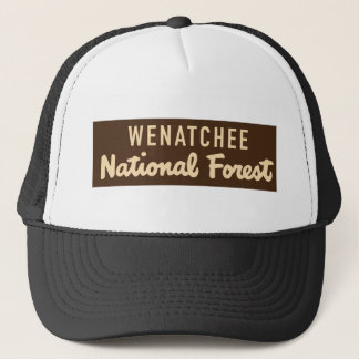 Wenatchee National Forest Trucker Hat