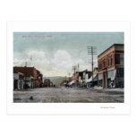 Wenatchee, WashingtonView of Main Street Post Card