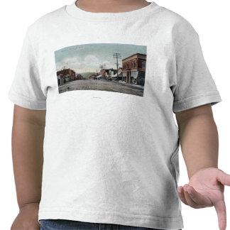Wenatchee WashingtonView of Main Street Tee Shirts