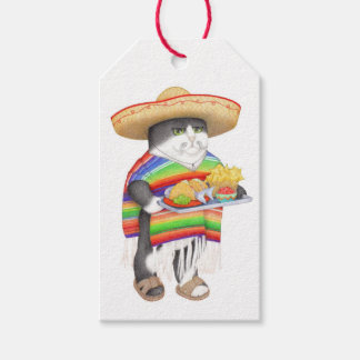 Wendelito Kitty Gift Tags