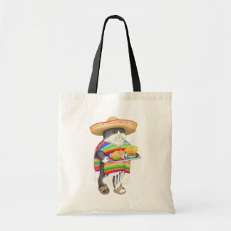 Wendelito Natural/Black Budget Tote Tote Bags