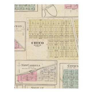Wendell Bavaria, Gypsum City, Kansas Postcard