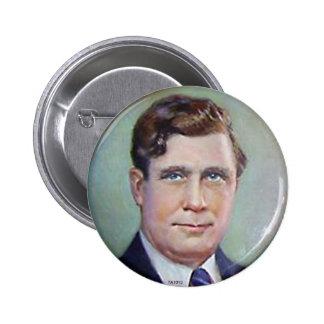 Wendell Wilkie - botón Pins