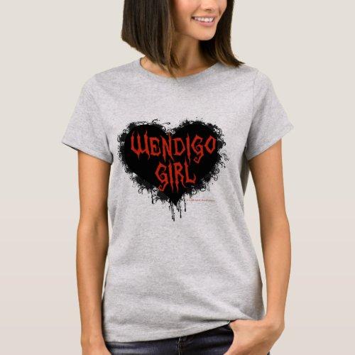 Wendigo Girl Shirt