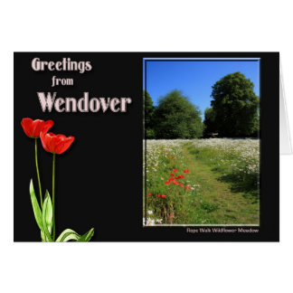 Wendover Greeting Card