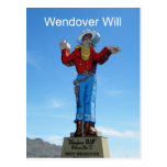 Wendover Will Post Card