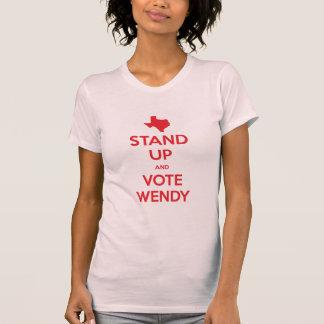 Wendy Davis 2014 Tee Shirts