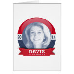WENDY DAVIS CAMPAIGN GREETING CARDS