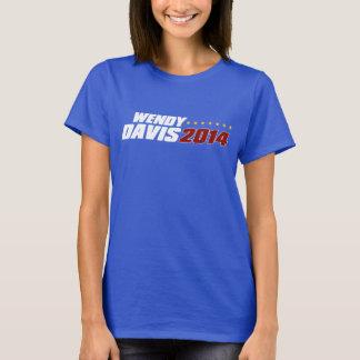 Wendy Davis for Governor 2014 T-Shirt