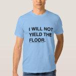 Wendy Davis no rendirá la camisa del piso