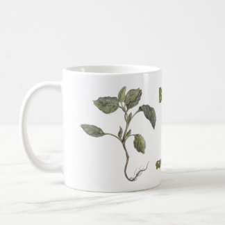 Wendy Hollender Basil Mug