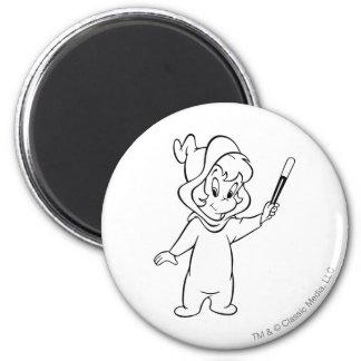 Wendy Magic Wand 1 2 Inch Round Magnet